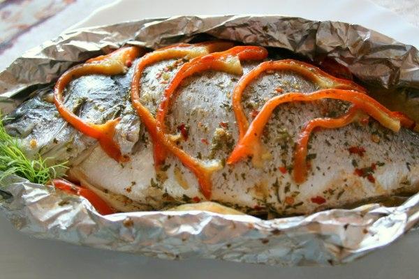 «ППП»: базовый принцип приготовления рыбы