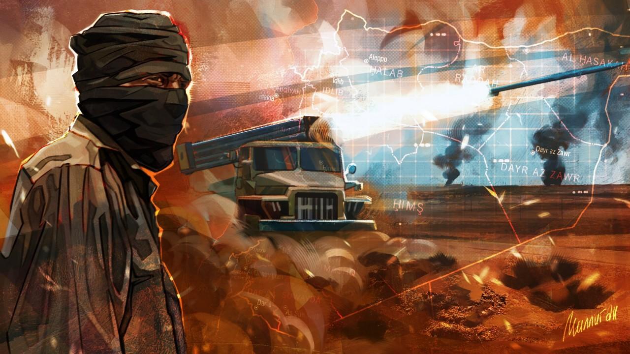 СМИ сообщили о возможном самороспуске «ан-Нурсы» и выходе боевиков из Идлиба