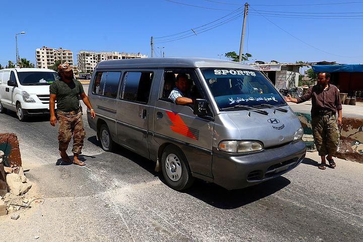 Сирийское военное командование объявило перемирие с 22 июля в районах Восточной Гуты
