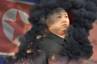 Ким Чен Ыну - привет! От полковника Каддафи...
