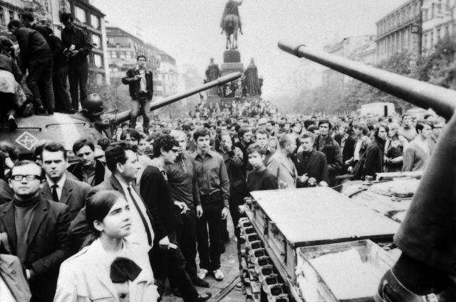 «Дунай»-1968. Чем на самом деле было «советское вторжение» в Чехословакию