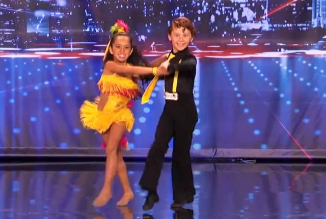 Море энергии и позитива в детском танце!