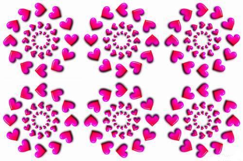 Картинка для развития сердечной чакры