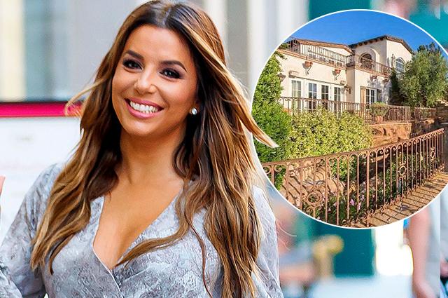 Ева Лонгория продает роскошное поместье за 11 миллионов долларов: фото