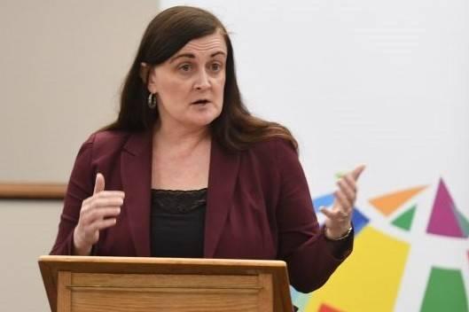 Эми Мак-Олифф, председатель Национального совета по разведке США