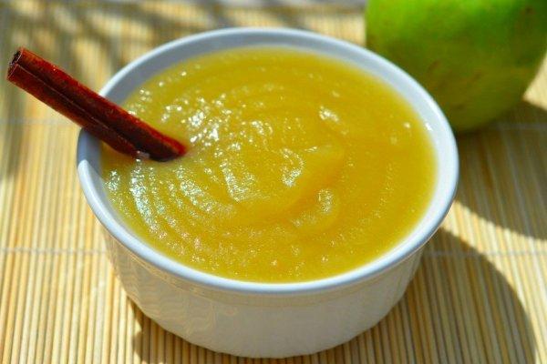 Яблочный соус. Пять рецептов на любой вкус