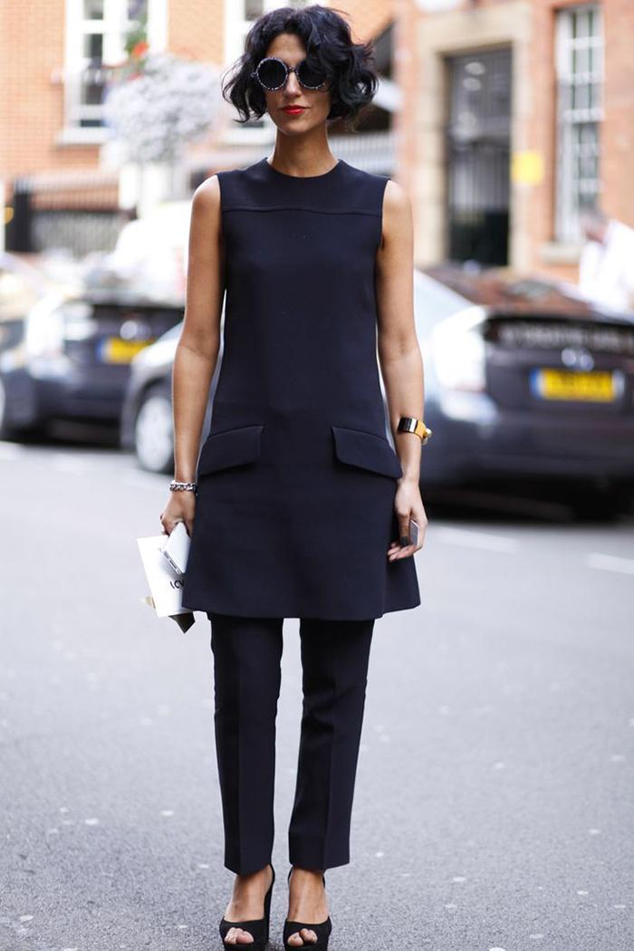 многослойность в моделях брюк