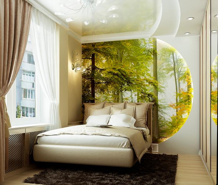 Некоторые рекомендаци при оформлении дизайна спальни (2) (700x594, 520Kb)