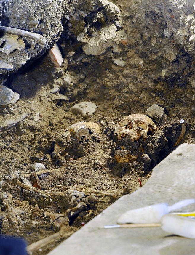 MonaLisa07 Обнаружены останки Моны Лизы