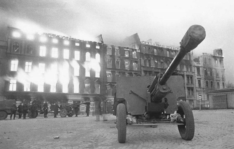 Разгром немецкой армии в Верхней Силезии