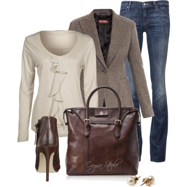 Тенденции моды, осень