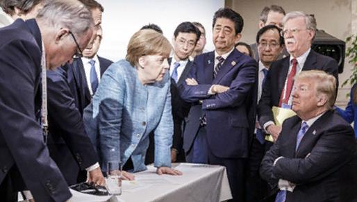 Предать Сирию, признаться в «Новичке», вернуть Крым: G7 поставила России ультиматум
