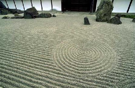 Японский сад камней - философия, назначение, устройство