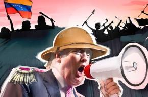 Трамп побеждает Венесуэлу. Фельетон-репортаж