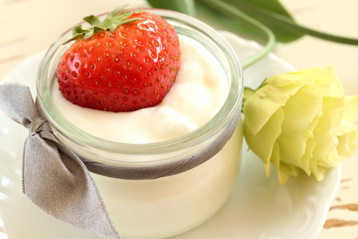 Доказана польза йогурта для сердца