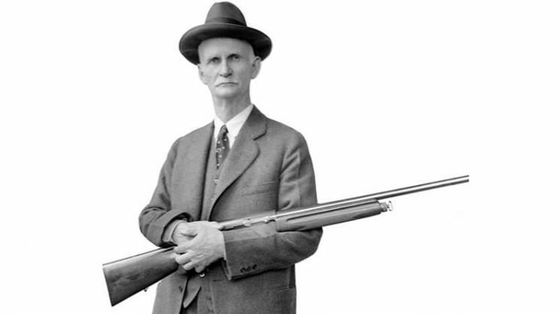 Баллада о конструкторе-мормоне. Оружие Джона Мозеса Браунинга (часть 1)
