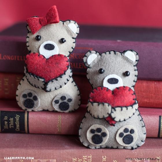 Когти медведя своими руками