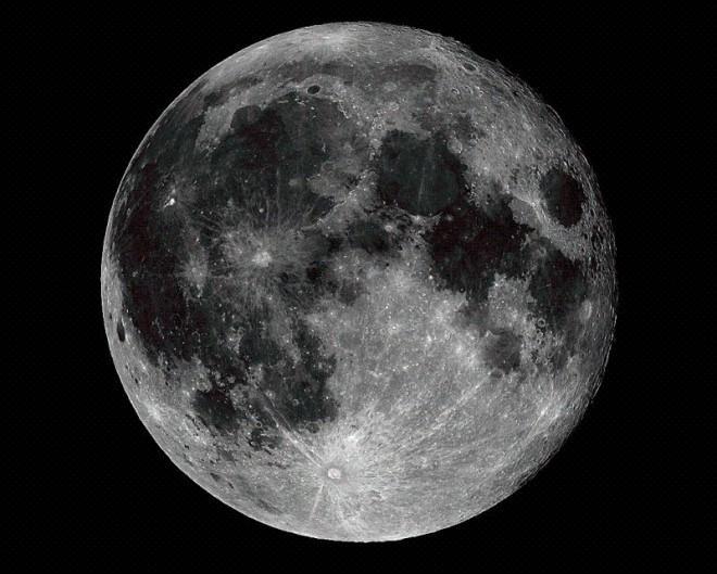 Лунные секреты