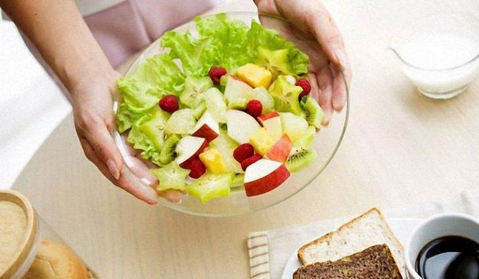 Правильное питание на неделю для похудения!