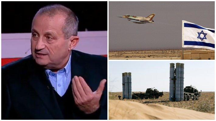 "Кедми исключил уничтожение сирийских С-300 авиаударами Израиля / Коллаж: ФБА ""Экономика сегодня"""