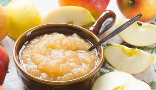 Яблочное варенье со сгущённым молоком