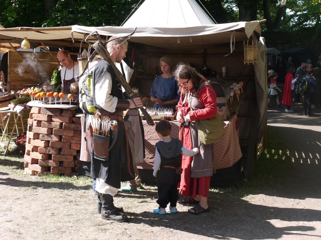 Неделя Средневековья в Готланде