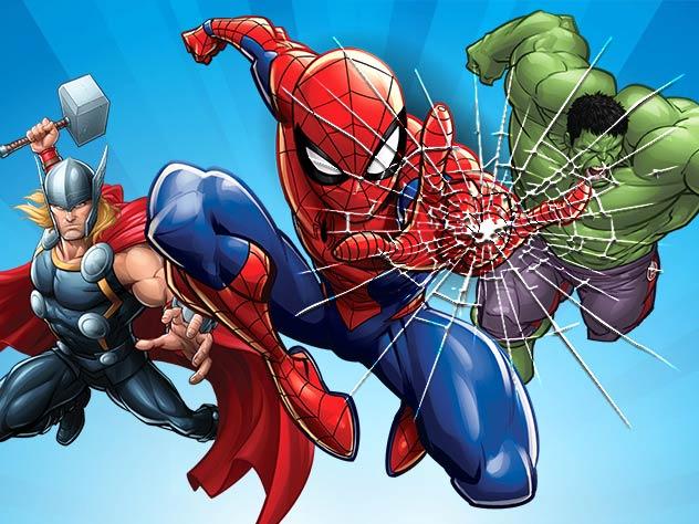 В каждой семье должен быть свой супергерой!