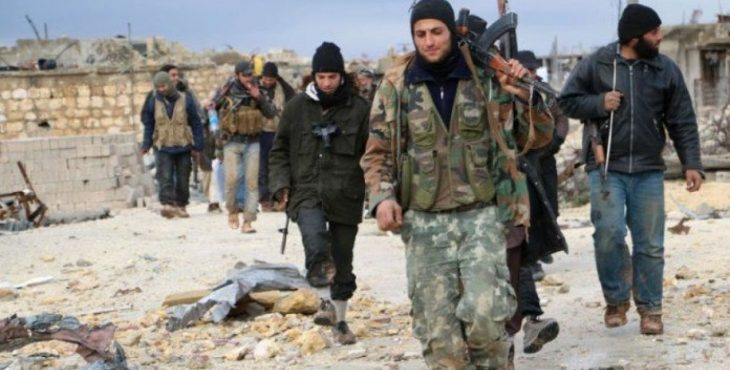 Новости Сирии. Сегодня 26 декабря 2017