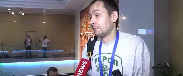 Цимбалюк рассказал, как героически терпит «ватников» в Москве