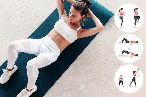 5 упражнений, от которых лучше отказаться после 50 лет