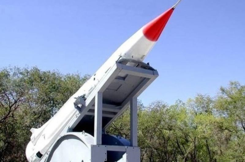 Российская противоракета успешно прошла испытание