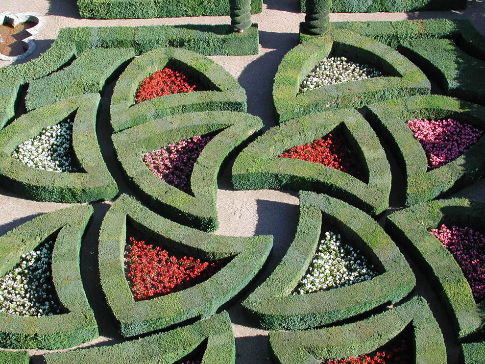 сад любви вилландри