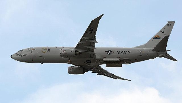 Вблизи российских баз в Сирии заметили семь самолетов-разведчиков ВМС США