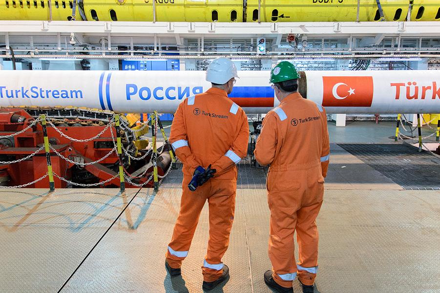Европа скоро получит альтернативу «Турецкому потоку» и украинской ГТС
