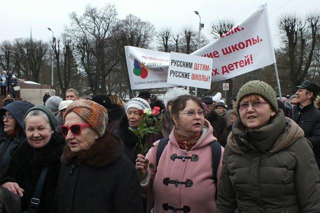Россия применит санкции к Латвии
