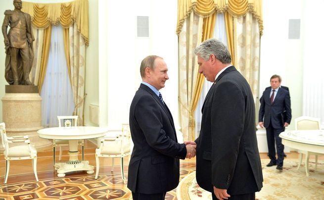 Реанимация отношений: Гаване нужна поддержка Москвы