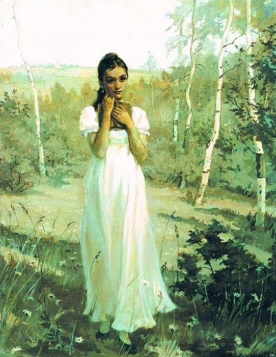 Так сколько лет было пушкинской Татьяне? Есть мнение, что ей  было всего 13