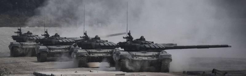 Дыру в русском оборонном бюджете заметили в Америке