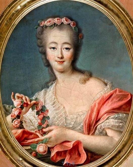 Жанна Дюбарри – обожаемая фа…