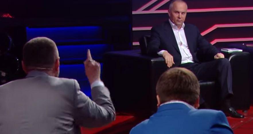 Клоуны отжигают: Депутаты ВРУ Мосийчук и Шуфрич обвинили друг друга в потере Крыма