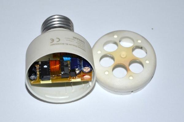 Как своими руками сделать светодиодный светильник