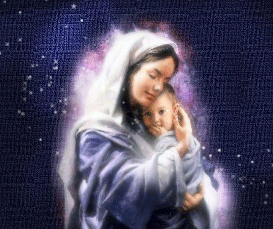 Благословение матери сильнее любого оберега!