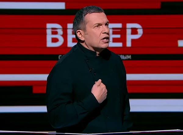 Владимир Соловьев, в прямом эфире, высказал либералам, что именно они ограбили страну и народ в 90-е