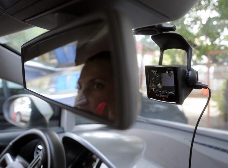 Записи видеорегистраторов будут принимать в качестве доказательства в суде