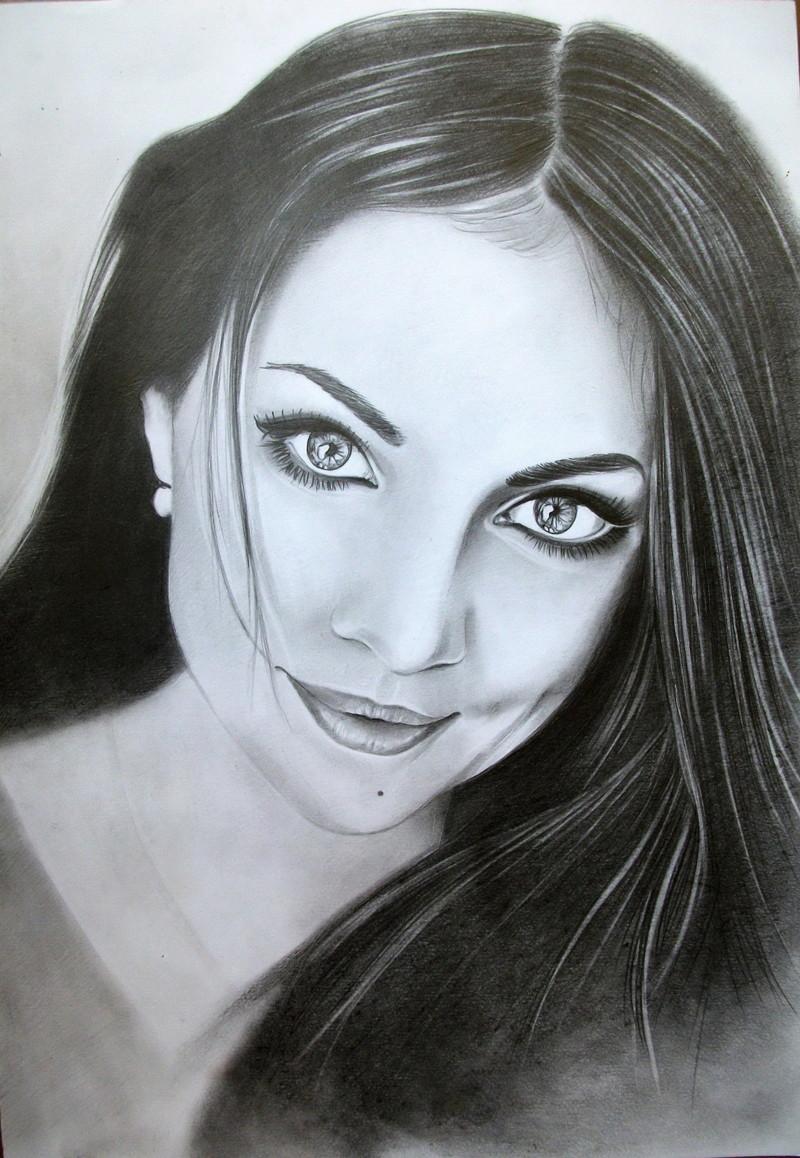 Красивые рисунки простым карандашом Вероники Щёголевой Рисунки карандашами, очумелые ручки, художники