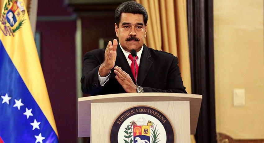 Мадуро: Переворот в Венесуэл…