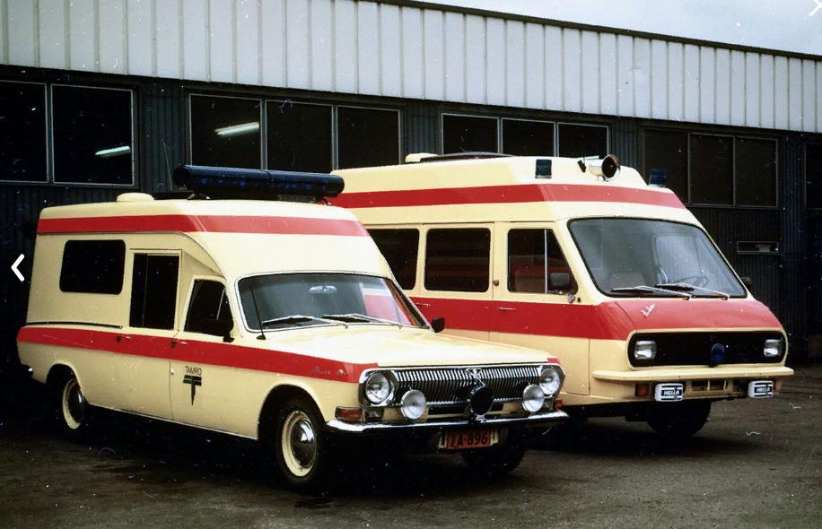 Волги ГАЗ-24, которых вы не знали