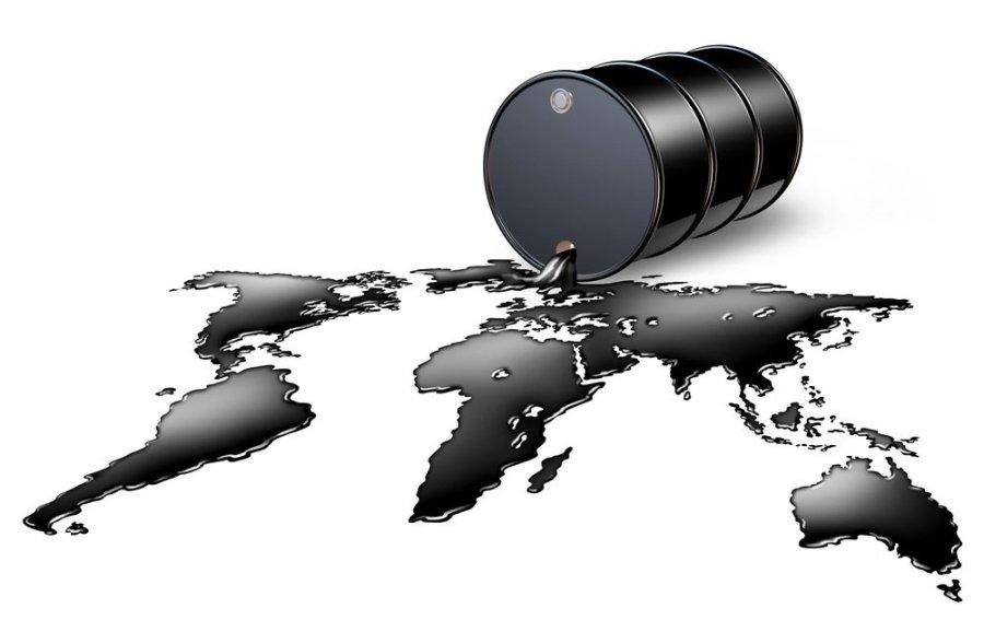 Саудовская нефть — вот что д…