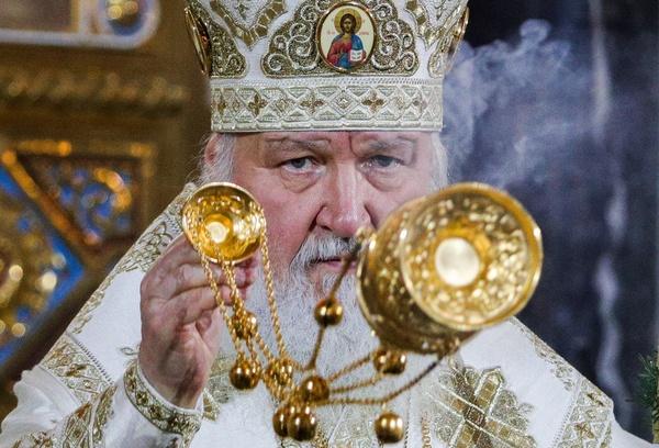 Патриарх Кирилл увидел связь…
