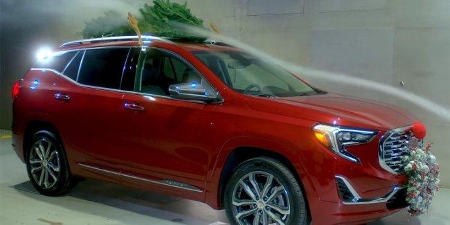 GM проверил, как венок и рога влияют на расход топлива